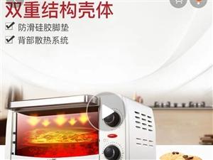 全新华帝电烤箱