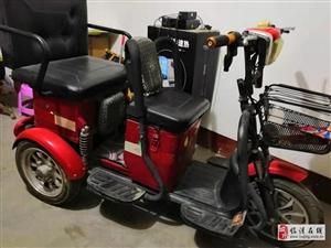 出售黑马电动三轮车17606222381