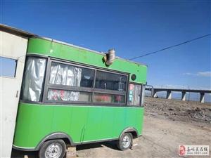 经营中的流动餐车出售(出租,转让均可)