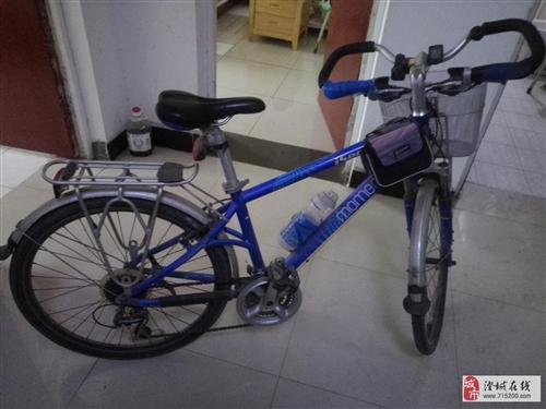 捷安特愛喜330(藍色)24變速自行車