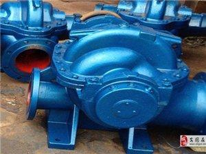 8SH-9不銹鋼雙吸泵@雙吸自吸水泵安裝圖
