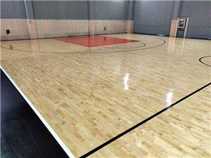 安溪枫木运动地板 体育运动木地板安装
