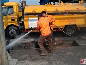 郑州高压疏通管道;通下水道