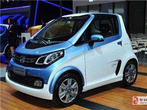 濟寧專業汽車音響改裝眾泰新能源E200入門級兩分頻