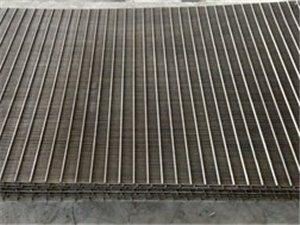 不锈钢条缝筛网A龙江不锈钢条缝筛网厂家直接供应