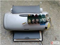 出售HPR230彩色喷墨打印机一台带连供