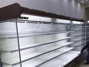 運城哪有賣蔬果風幕柜火鍋串串展示柜