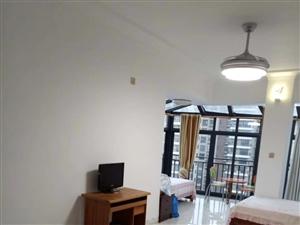 兆南熙园1室1厅1卫1200元/月包物业