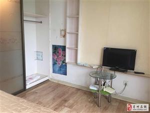 四海馨城1室1卫30平精装公寓带家具家电