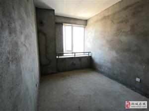 天紫四季城+全天采光三居室+位置好+证件齐全+低价出售