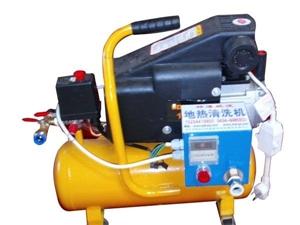 青島市專業先進進口儀器清洗地暖