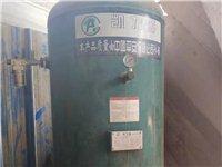 出售9成新儲氣罐1個、閥門、大煤氣罐4個