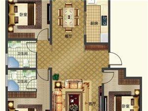 B户型/三室两厅两卫