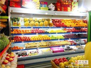 開封烤漆水果風幕柜定做廠家價格