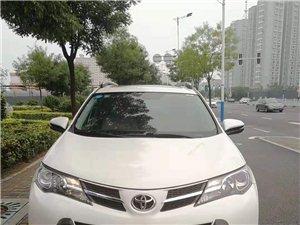新到15年极品四驱丰田荣放