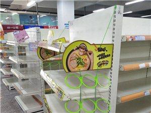 大量二手货架,超市货架,化妆品柜,展示柜回收销售