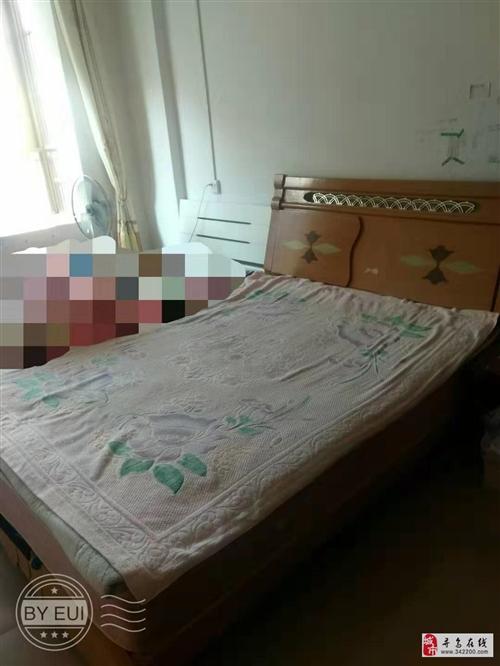 实木床1.5米双人床全杉木经典款