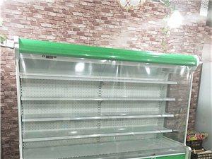 鄭州超市水果店專用保鮮柜 水果風幕柜