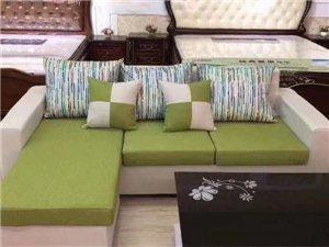 出租房三人位沙发简易 小户型