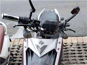 个人闲置小刀速驰双动力极速版电动车72V