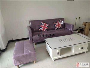 万嘉新城3室新装空调x2随时看房1750元/月