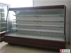 鄭州三四米風幕柜定做下來大概多少錢一米