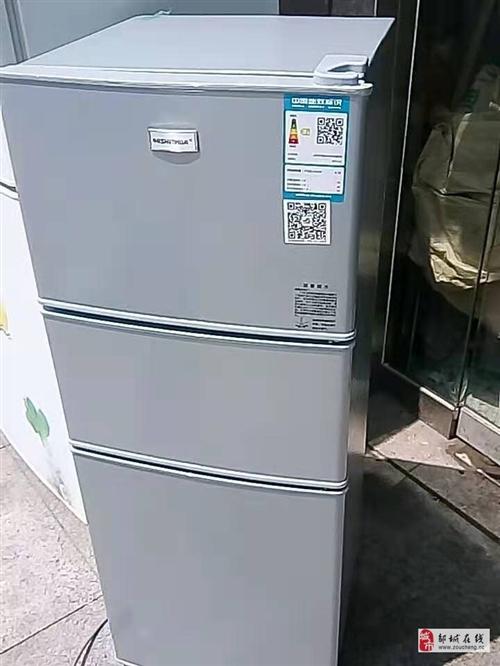 邹城二手冰箱二手全自动洗衣机出售回收二手家电出售