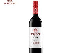 巴富樂B520 西拉干紅葡萄酒 澳大利亞著名葡萄酒