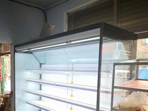 開封風幕柜定做廠家水果風幕柜串串不銹鋼風幕柜