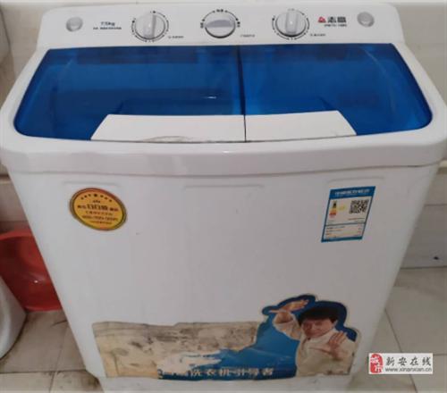 因搬家现出售一台洗衣机