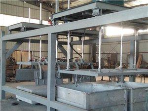 复合网格布水泥发泡保温板生产线建筑外墙免拆模板设备