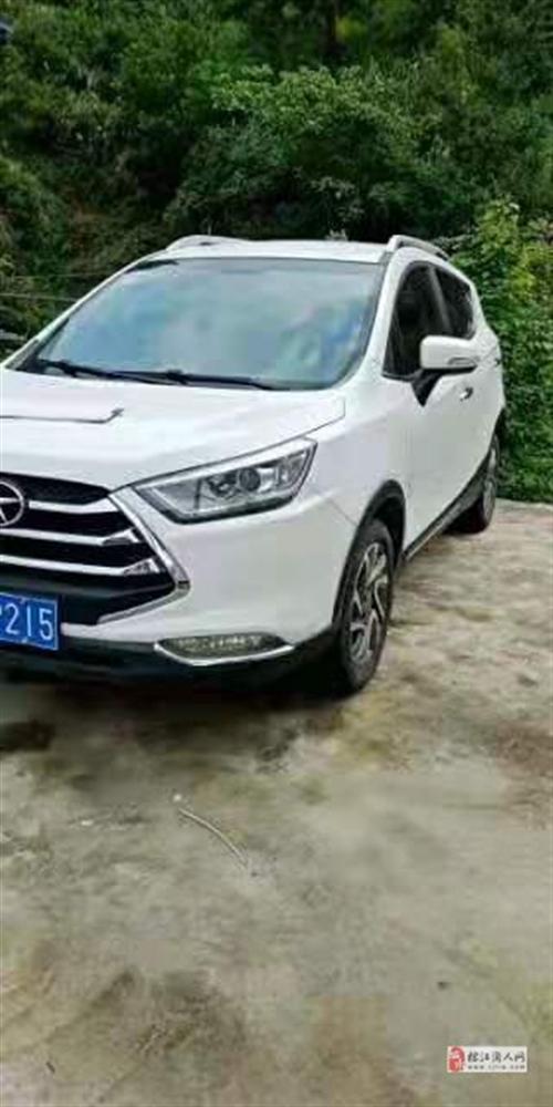 江淮越野s3出售