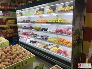 鄭州廚具市場有賣水果保鮮柜的嗎