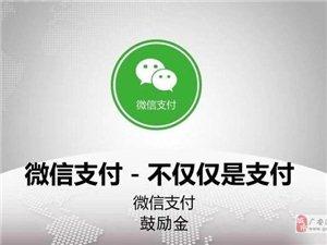 微信鼓励金招募空白区域服务商
