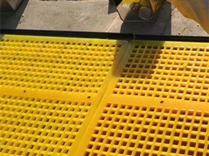 聚氨酯篩板A福山聚氨酯篩板A聚氨酯篩板實體廠家批發