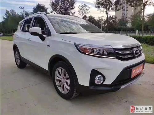 新车传祺GS3