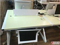 转让9成新的电脑桌椅