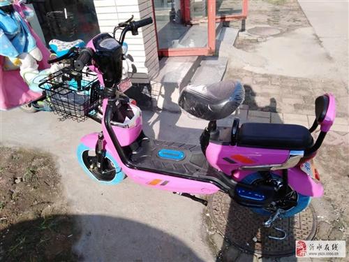 全新电动自行车一辆