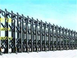 天津大港区安装伸缩门施工质量