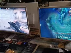 网吧多余几台高配电脑处理从高端吃鸡到门市办公