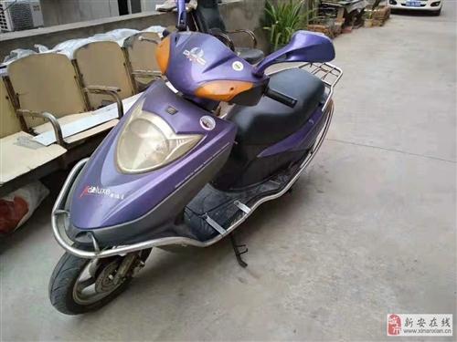 转让一辆踏板摩托车