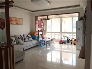 【万福城二期】5楼(非顶楼)89平米精装南北通透