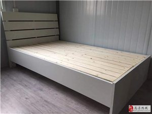 出租房简易双人床,衣柜,沙发,餐桌,茶几等,可送货