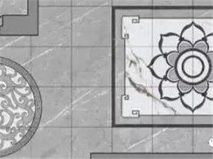水刀藝術拼花造型切割玻璃石材等