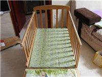 呵宝婴儿床、儿童床