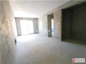天紫四季花城、毛坯三居室、40万、低总价