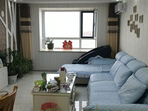 阳光城新装电梯洋房整租3室2厅1卫