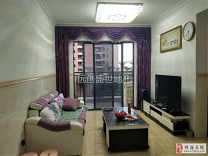 中珠上郡73平方2房精裝修家私家電齊全出租1850元
