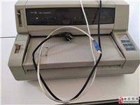 九成新爱普生彩色打印机和票据打印机
