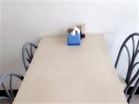 低价出售快餐店餐桌椅
